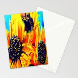 Girasol Nine Stationery Cards