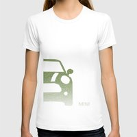 mini T-shirts featuring MINI by ARCHIGRAF