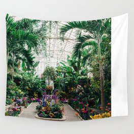 The Main Greenhouse Wall Tapestry