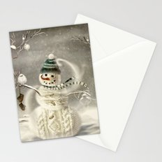 Christmas Time Stationery Cards
