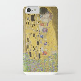 The Kiss - Gustav Klimt iPhone Case