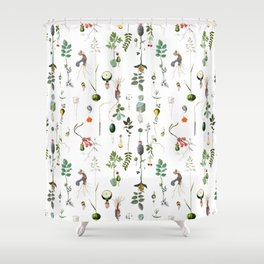 Ancestry Shower Curtain