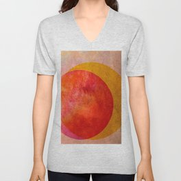 Taste of Citrus Unisex V-Neck