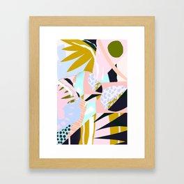 Libby Framed Art Print