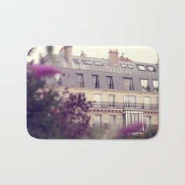 paris charm Bath Mat