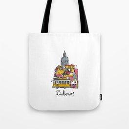 Lisbonne Tote Bag