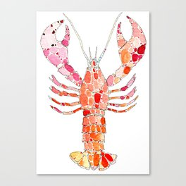 Lobster Canvas Print