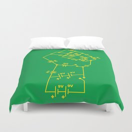 Re-Volt Duvet Cover