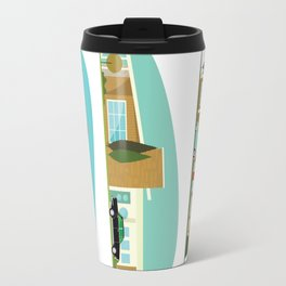 Hollywood Bungalows Travel Mug