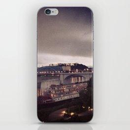 Hazy Chattanooga iPhone Skin