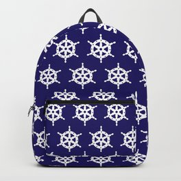 Batten down the hatches Backpack