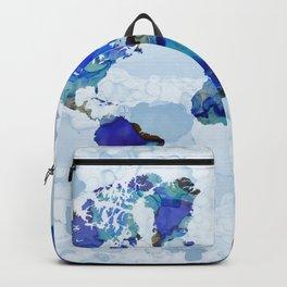 Design 105 world map Backpack
