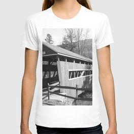 East and West Paden Twin Bridge T-shirt
