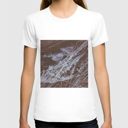 autumn breathes with winter T-shirt