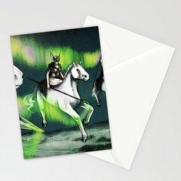 Valkyries Stationery Cards
