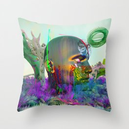 Satori Throw Pillow