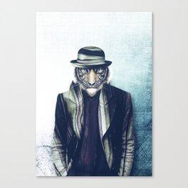 ARTHUR MASON Canvas Print