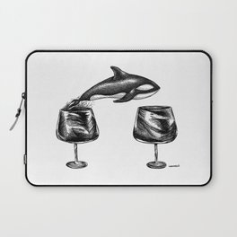 cup to cup Laptop Sleeve