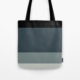Contemporary Color Block IX Tote Bag