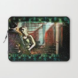 Wrong Side Laptop Sleeve