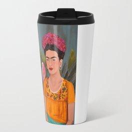 Frida a la casa azul Travel Mug