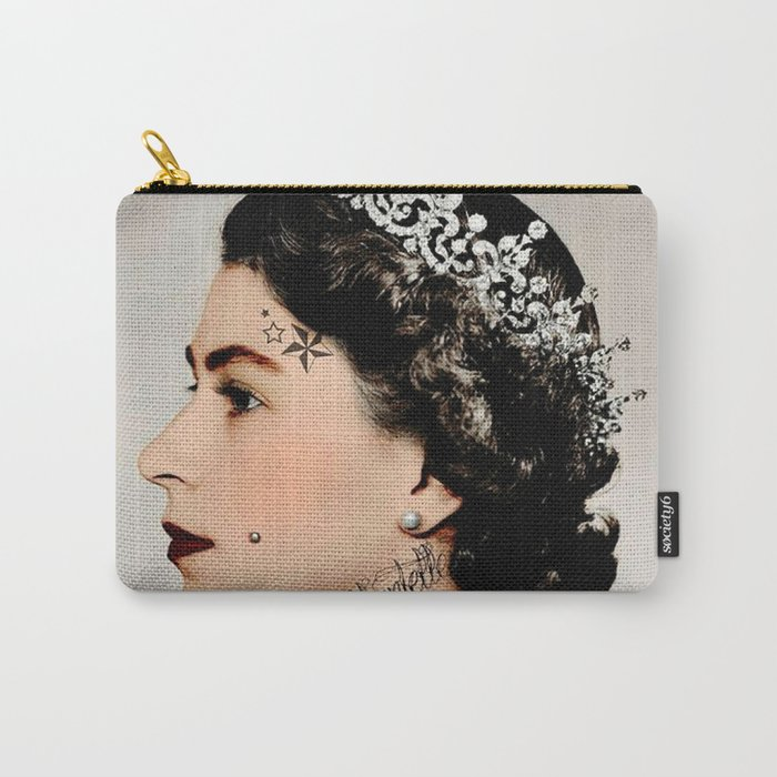 Rebel Queen Carry-All Pouch