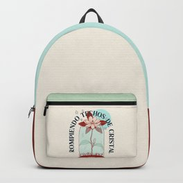 Rompiendo Techos de Cristal Backpack
