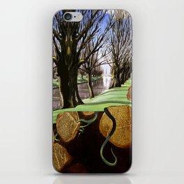 Avon River, Christchurch iPhone Skin
