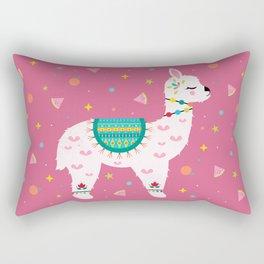 Tutti Frutti Alpaca Rectangular Pillow