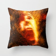 Too Bad About The Fire Throw Pillow