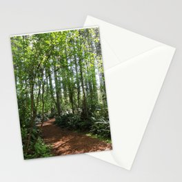 Bloedel Reserve Walking Path Stationery Cards