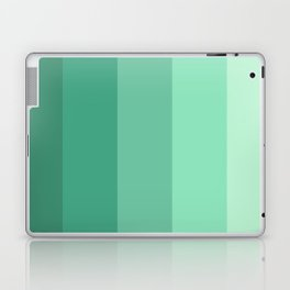 Mint Water Laptop & iPad Skin