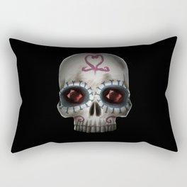Caveira Rectangular Pillow