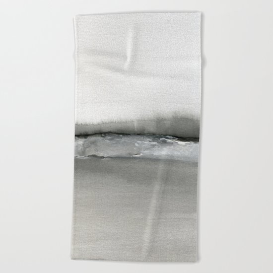 New Layer in the Mind Beach Towel