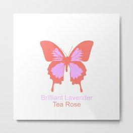 Ulysses Butterfly 7 Metal Print