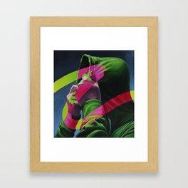 Altered Feelings Framed Art Print