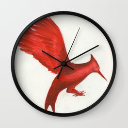 Mockingjay CatchingFire Wall Clock