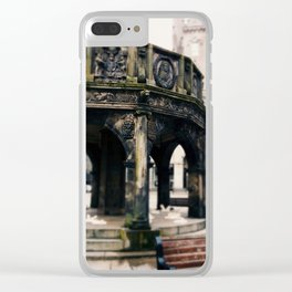 Aberdeen, Castlegate Clear iPhone Case