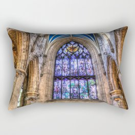 St Giles Cathedral Edinburgh Scotland Rectangular Pillow
