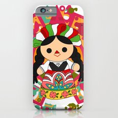 Maria 1 (Mexican Doll) iPhone 6s Slim Case