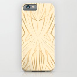 Pinstripe Pattern Creation 26 iPhone Case