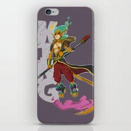 King! iPhone Skin