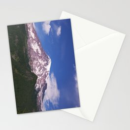 Mt Rainier, Washington Stationery Cards