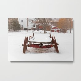 Nothing Left To Do Metal Print