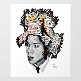 Legends Inspire Art Print