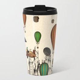 Vintage Old City Travel Mug