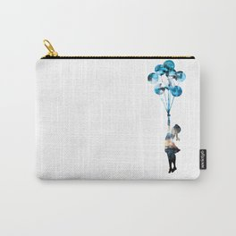 Banksy Balloon Girl Carry-All Pouch