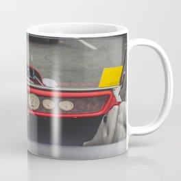 Red Convertible Coffee Mug