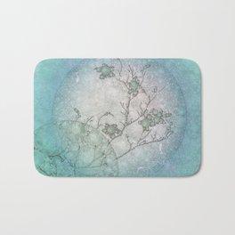 Serenity Blue Bath Mat