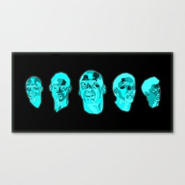 The Greatest Team Ever Canvas Print